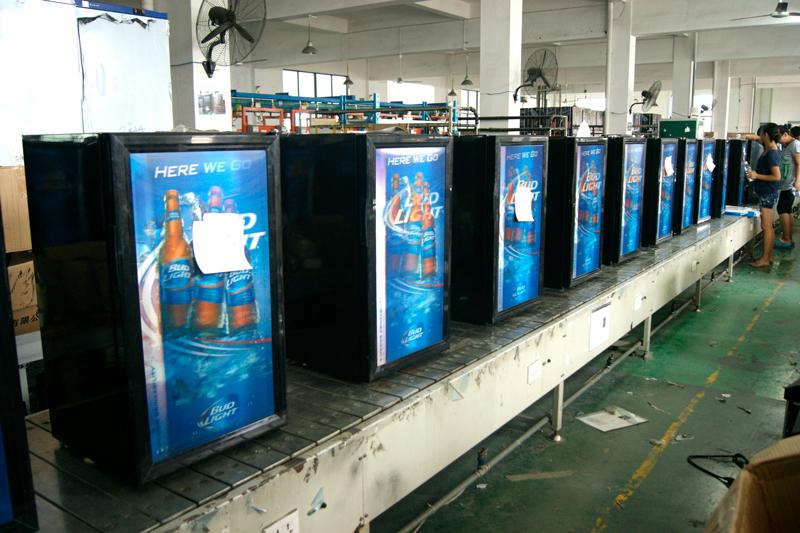 Commercial Fridge and Freezer Testing