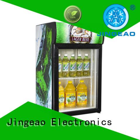 cool glass door refrigerator fridge type for wine