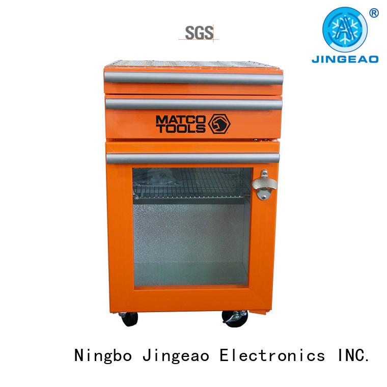 Jingeao fridge toolbox cooler manufacturer for restaurant