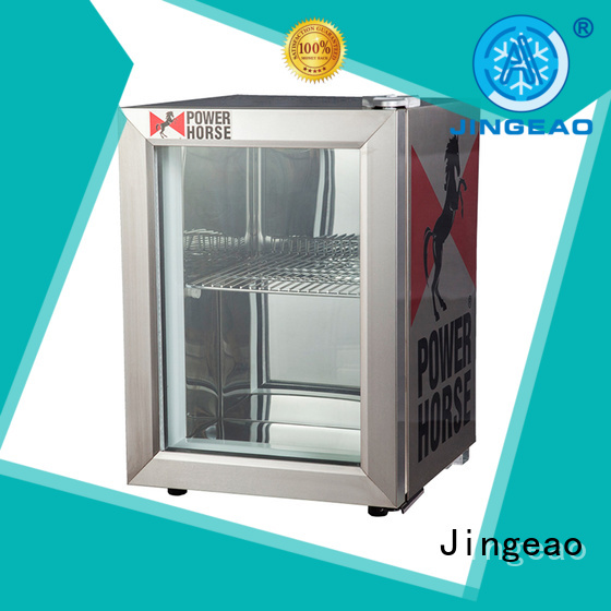 Jingeao good-looking small commercial freezer package for market