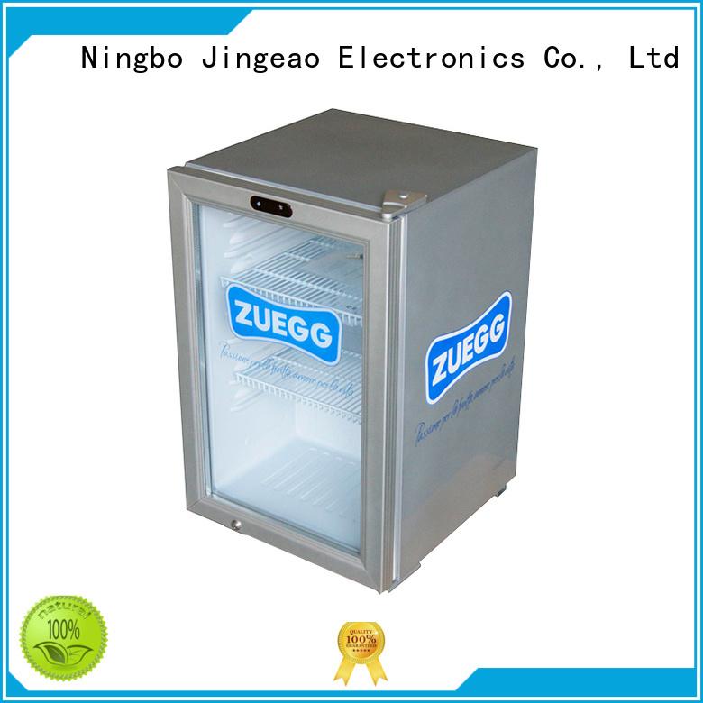 Jingeao cool drinks display fridge fridge for company