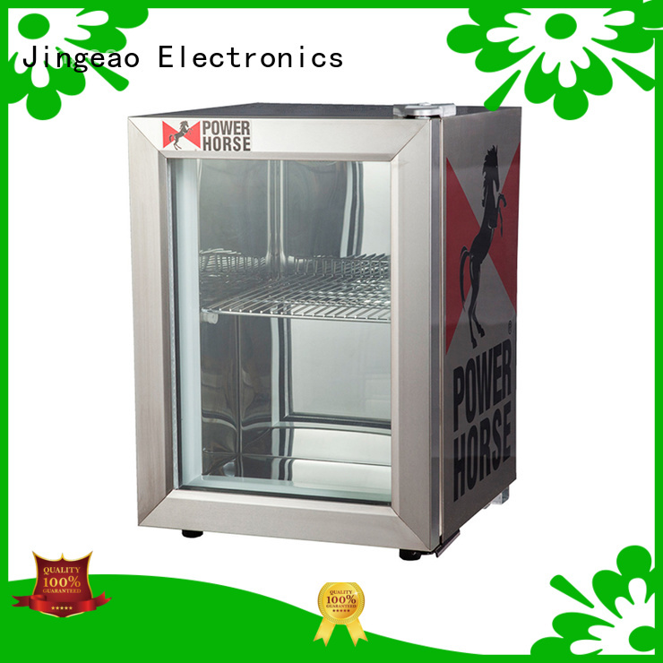 display fridge cooler for hotel Jingeao