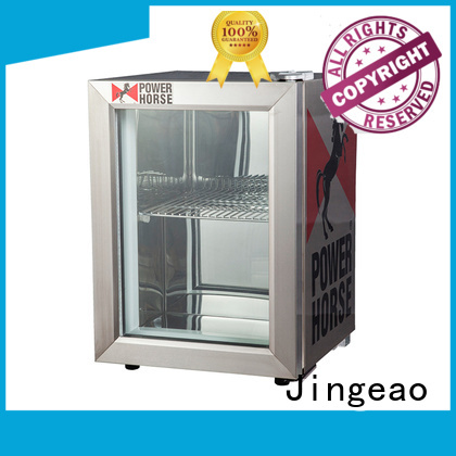 Jingeao beverage small commercial refrigerator environmentally friendly for restaurant