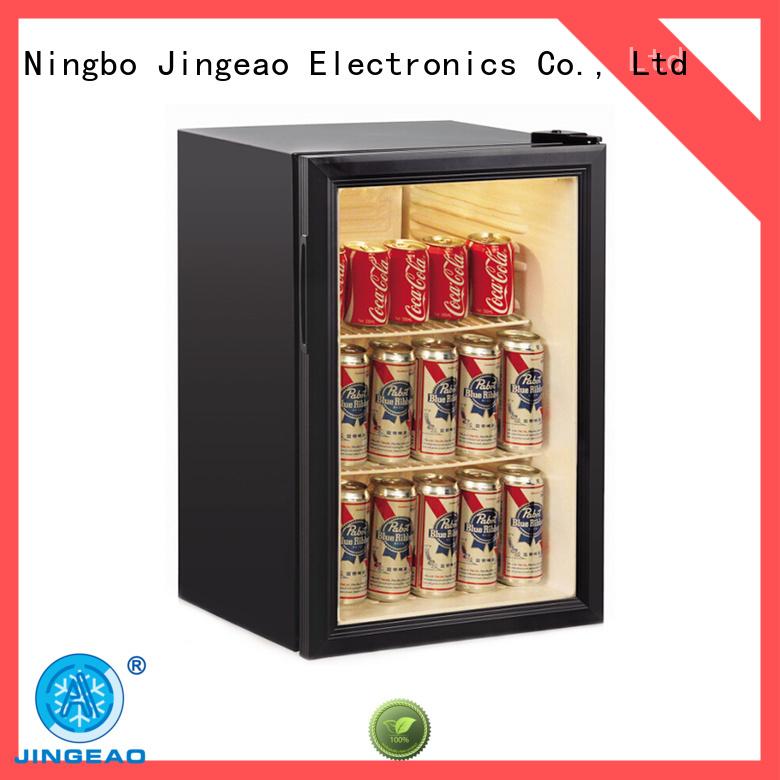 Jingeao good-looking display freezer improvement for wine