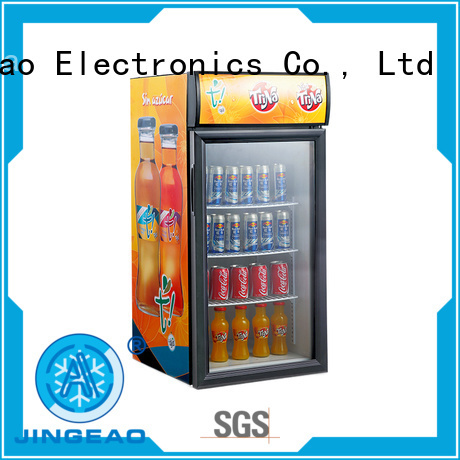 popular commercial display refrigerator for-sale for hotel