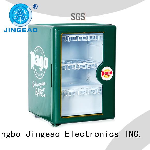 Jingeao fridge commercial drinks refrigerator marketing for supermarket