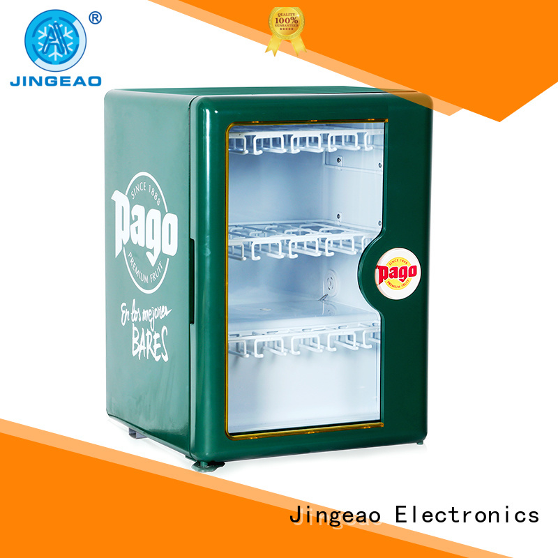 power saving Display Cooler management for store