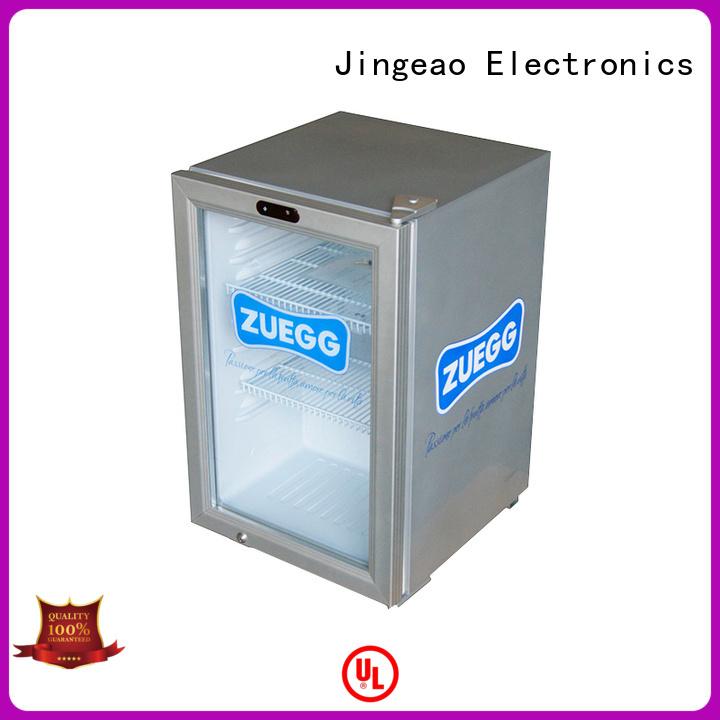 Jingeao beverage commercial drink fridge sensing for company