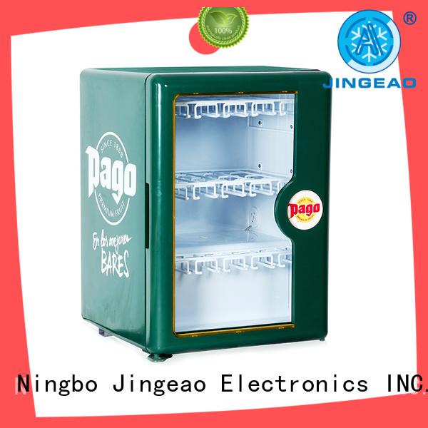 popular glass front beverage fridge display for-sale