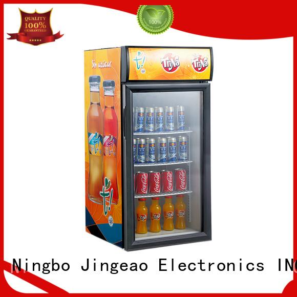 energy saving commercial display fridges cooler constantly for supermarket