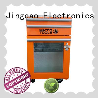 Jingeao glass toolbox freezer shop now for wine