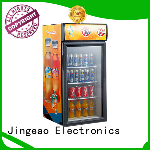 good-looking display refrigerator display for-sale for company