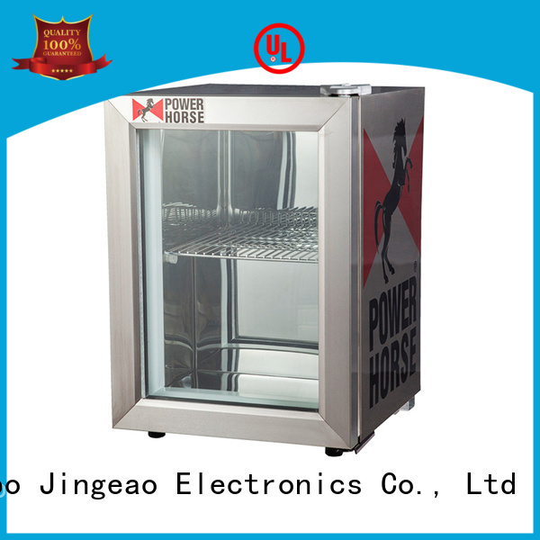 dazzing commercial beverage cooler fridge sensing for hotel