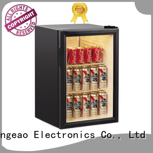 beverage drink display cooler cooler for hotel Jingeao
