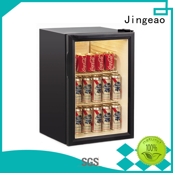 dazzing beverage display coolers fridge for store