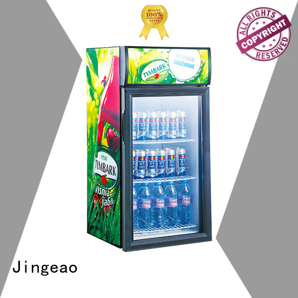 high-reputation display refrigerator beverage marketing for bar