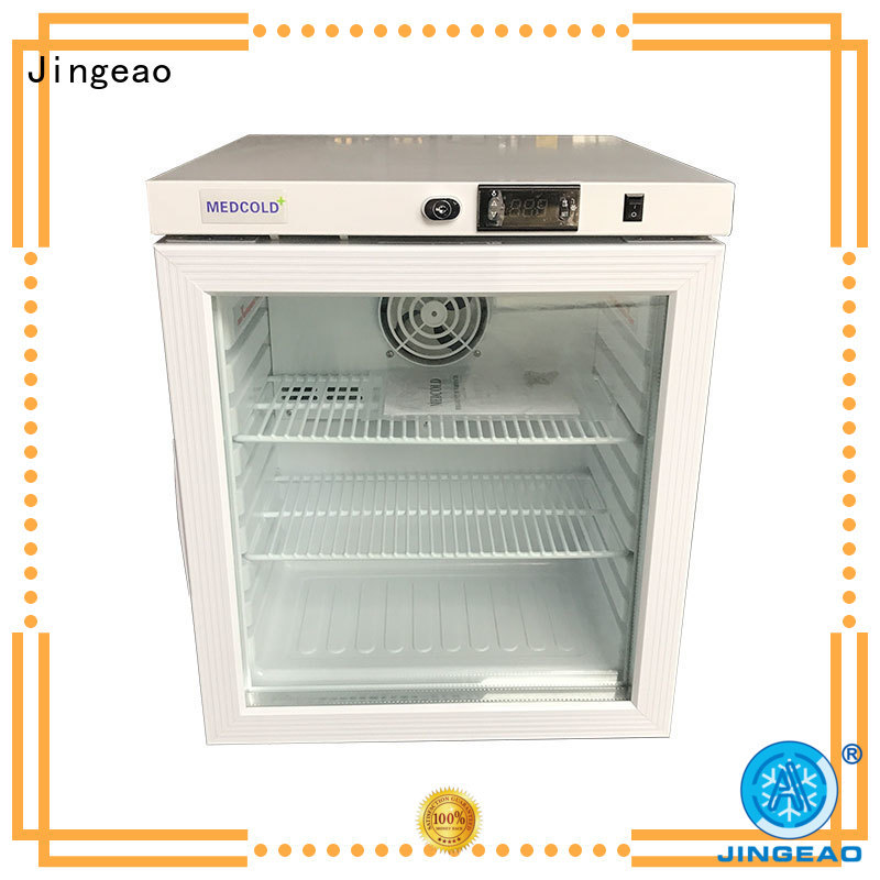 medical refrigerator with lock for hospital Jingeao