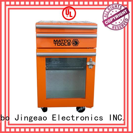 Jingeao fridge toolbox freezer marketing for store