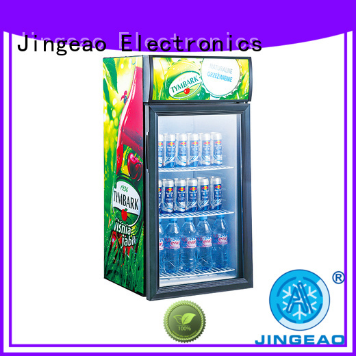 Jingeao superb display freezer workshops