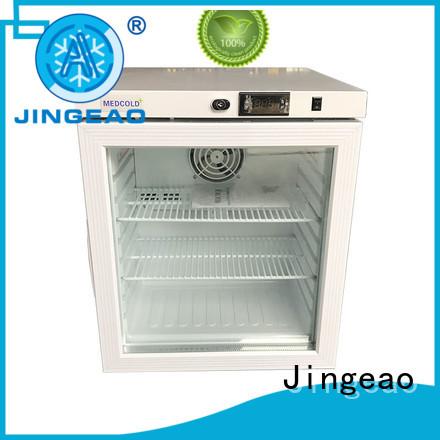 fridge medical refrigerator price for pharmacy Jingeao