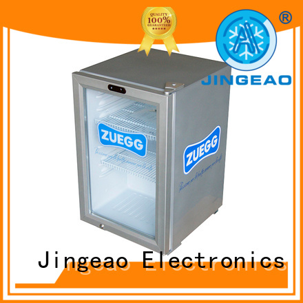 cool commercial refrigerator manufacturers display certifications for bar