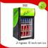 fridge drinks display fridge for hotel Jingeao