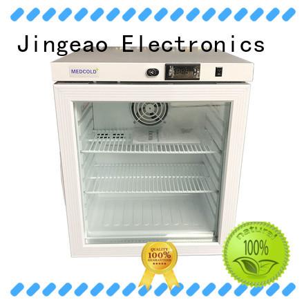 Jingeao medical blood bank refrigerator equipment for pharmacy