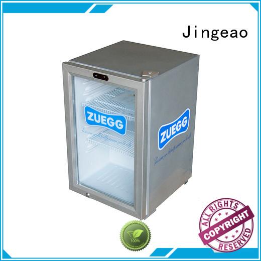 Jingeao display display freezer application for market