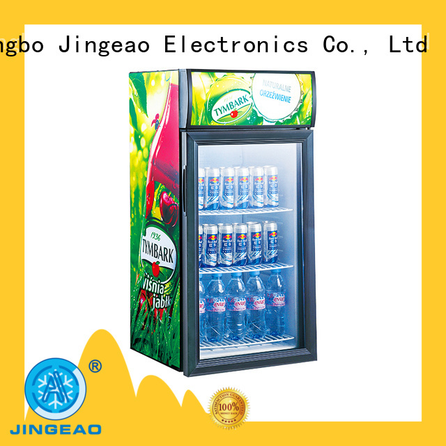 popular display freezer cooler marketing for company