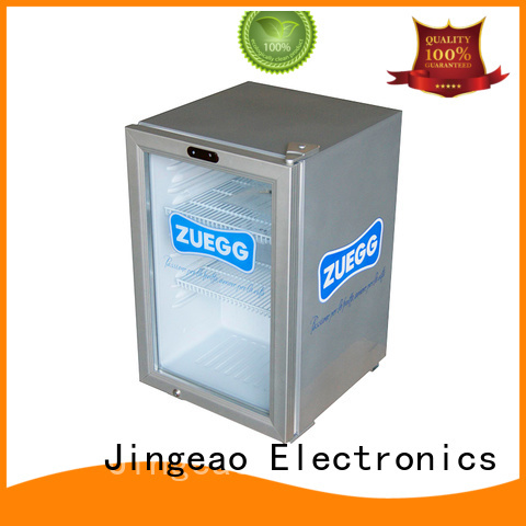 Jingeao high-reputation commercial display fridges package