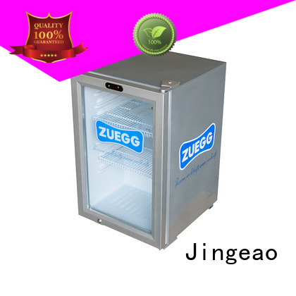 Jingeao superb display chiller workshops for school