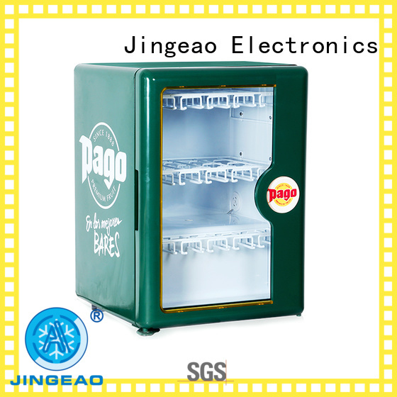 display small display fridge environmentally friendly for wine Jingeao