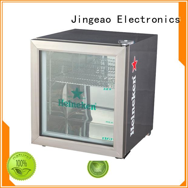 popular glass front fridge fridge for bar
