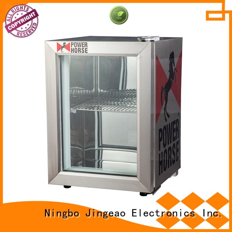 Jingeao superb display fridges environmentally friendly for store