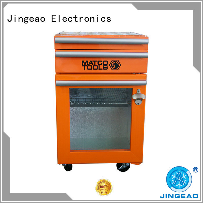 Jingeao easy to use tool box refrigerator buy now for restaurant