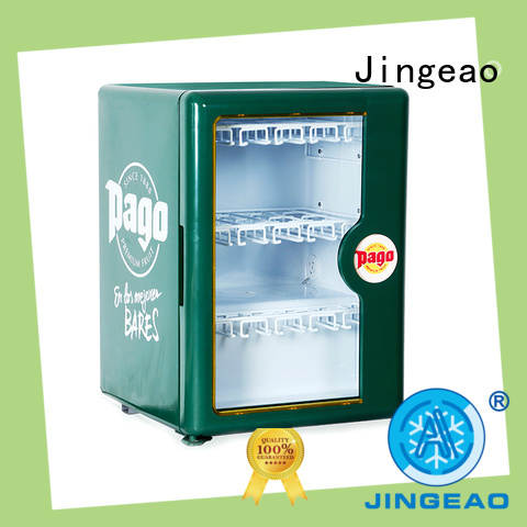 good-looking display refrigerator cooler for bar