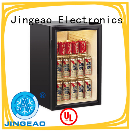 Jingeao display custom refrigerator for bar