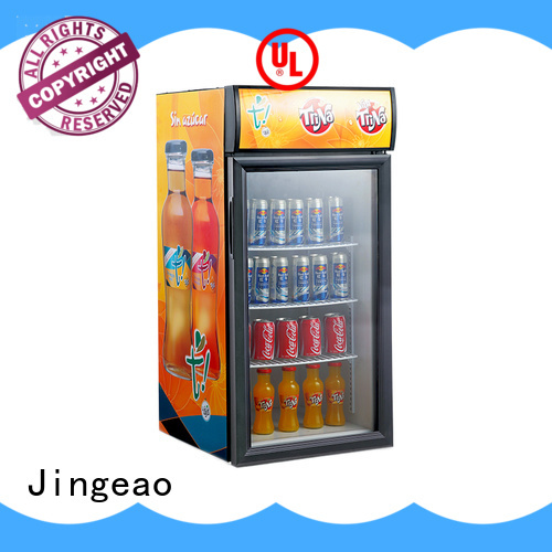Jingeao energy saving display chiller type for bakery