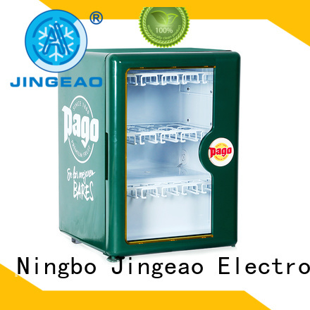 display commercial beverage cooler workshops Jingeao