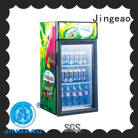good-looking display refrigerator cooler for-sale for supermarket