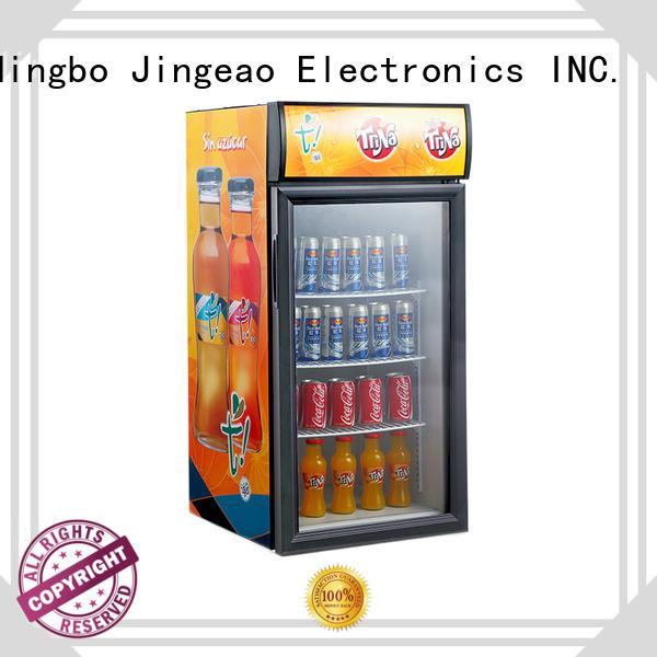 Jingeao beverage commercial beverage refrigerator package for bar