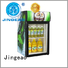 energy saving display fridge display package for supermarket