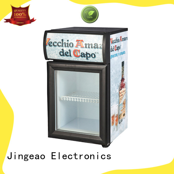 Jingeao fabulous display chiller type for hotel