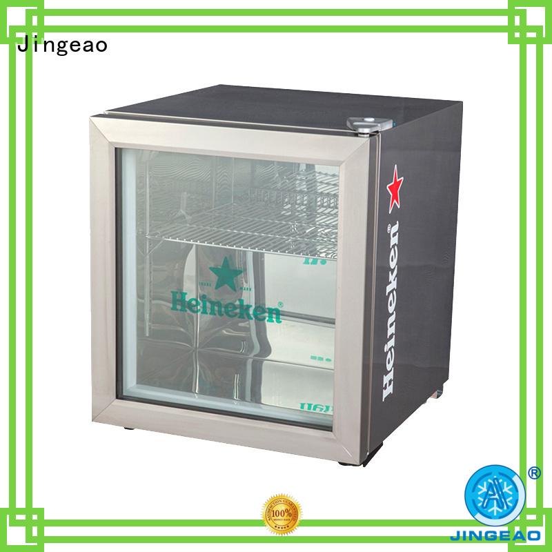 glass display refrigerator display for bakery Jingeao