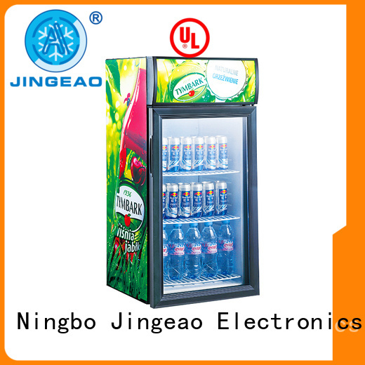 dazzing display refrigerator beverage for-sale for hotel