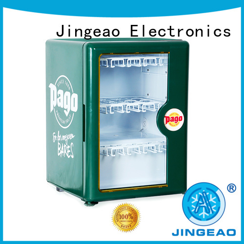 Jingeao display display fridge for supermarket