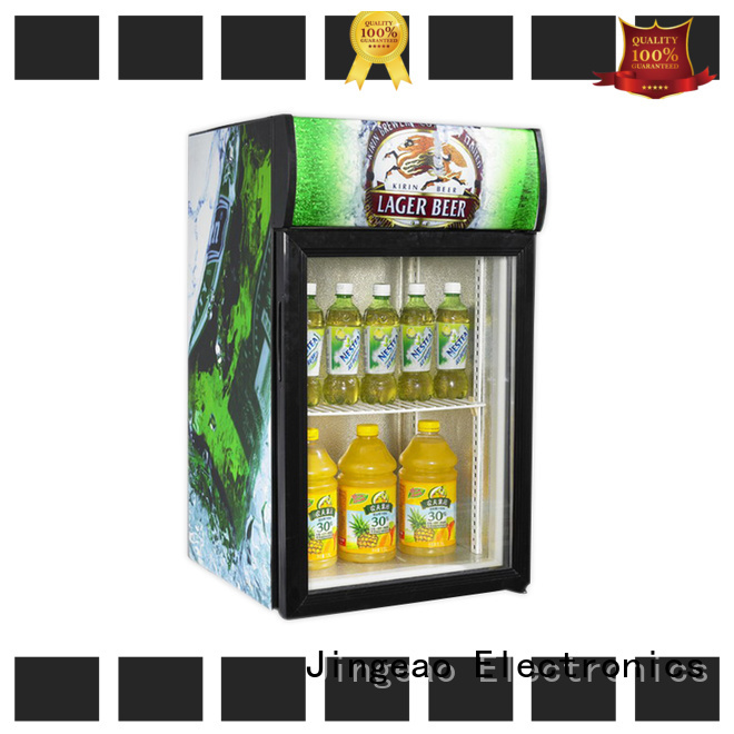 Jingeao energy saving display freezer sensing for bakery