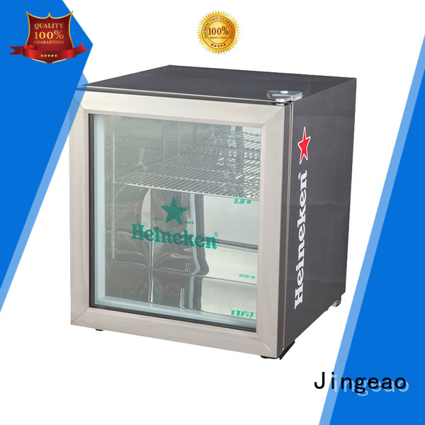Jingeao superb commercial display refrigerator workshops