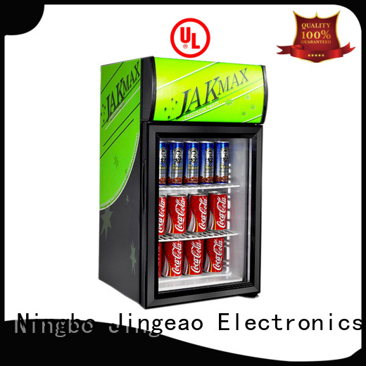 good-looking commercial drinks refrigerator cooler for supermarket