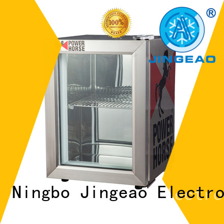 dazzing display refrigerator cooler for-sale for hotel